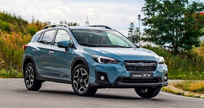 Новый Subaru Crosstrek 2019 модельного года. Технические характеристики, цена, фото, тест драйв, старт продаж, последние новости