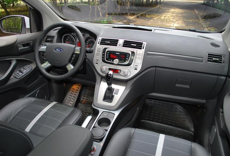 Форд куга 2008 дизель