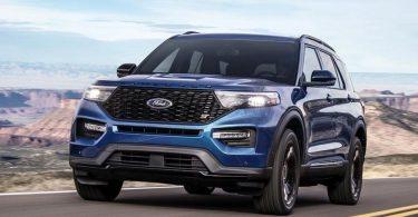 Ford Explorer 6 (2019-2020) ST