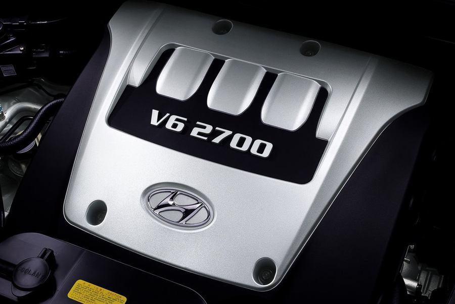 Мотор Hyundai Tucson