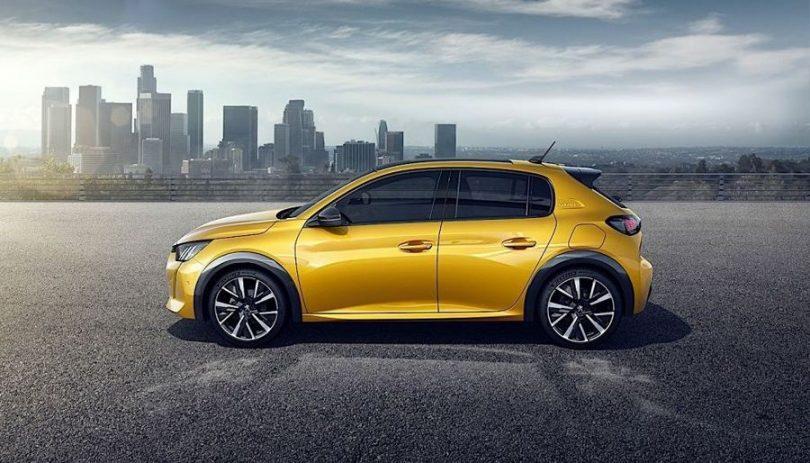 Peugeot 208 2019-2020