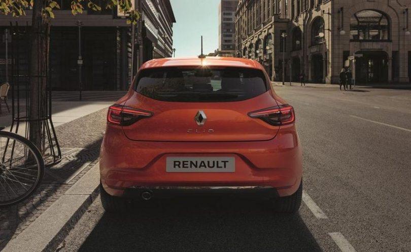 Renault Clio 5 2019-2020