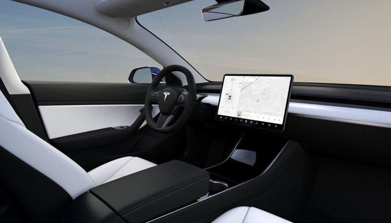 Tesla Model 3 «Long Range»